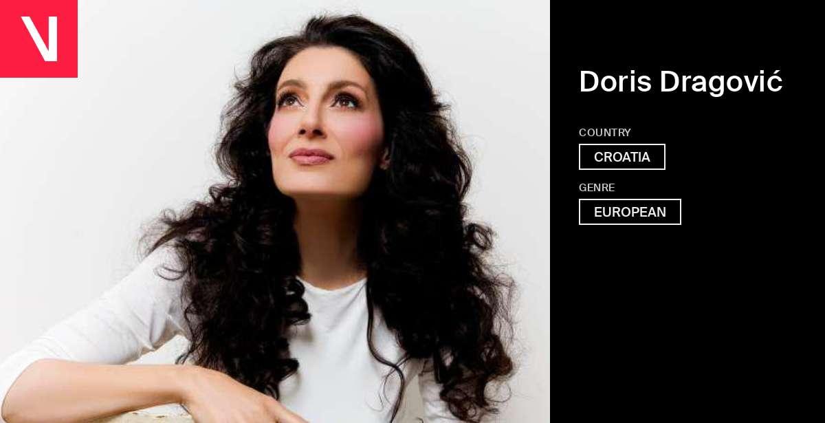 Doris Dragovic S Tracks Videos And Upcoming Events